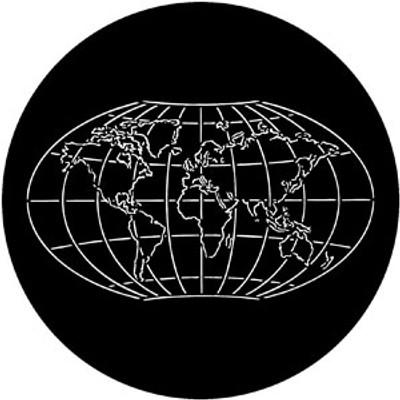 World Map - Rosco Gobo #78088