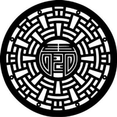 Aztec Puzzle - Rosco Gobo #78201