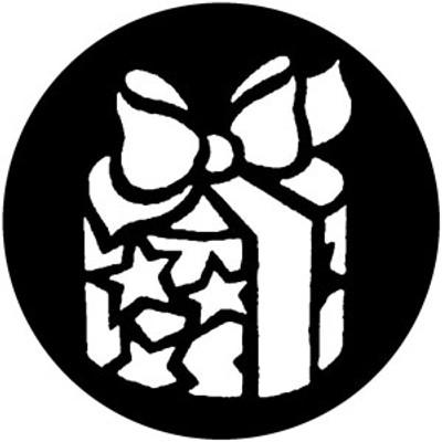 Presents 1 - Rosco Gobo #78378