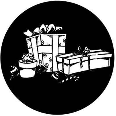 Presents 3 - Rosco Gobo #78380