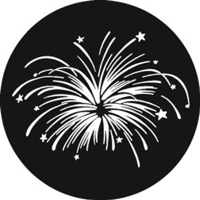 Fireworks 6 - Rosco Gobo #78602
