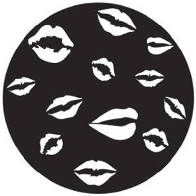 Kissable - Rosco Gobo #78674
