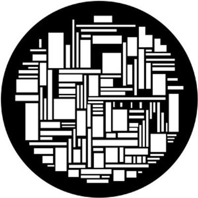 Choc-block - Rosco Gobo #79082