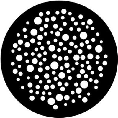 Bubbles Small - Rosco Gobo #79650