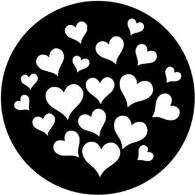 Valentine - Rosco Gobo #79651