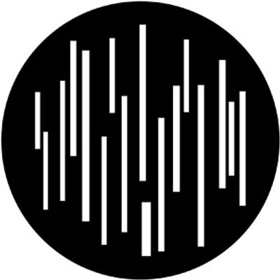 Linear 9 - Rosco Gobo #79662