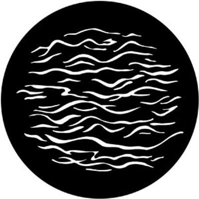 Reflected Water 4 - Rosco Gobo #79665