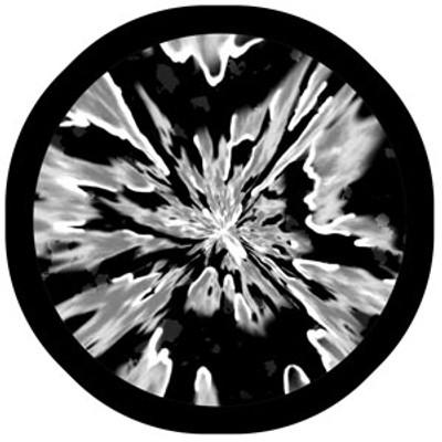 Abyss - Rosco Glass Gobo #81163