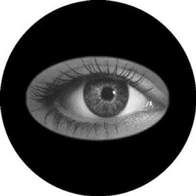 Eyeball - Rosco Glass Gobo #82204