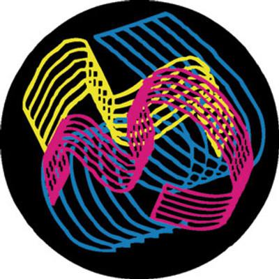 Color Weave - Rosco Color Glass Gobo #86601