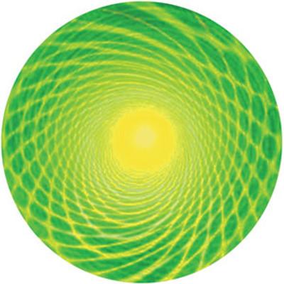 Acid Centrifuge - Rosco Color Glass Gobo #86655