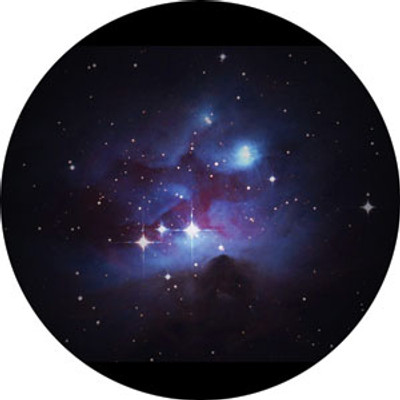 Bright Nebula - Rosco Color Glass Gobo #86666