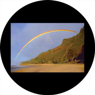 Scenic Rainbow - Rosco Color Glass Gobo #86716