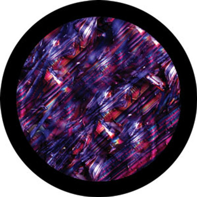 Molten Color - Rosco Color Glass Gobo #86730