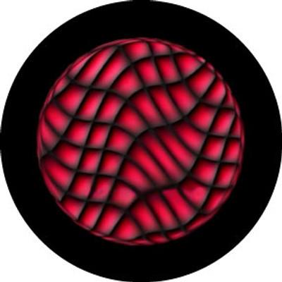 Color Weave - Rosco Color Glass Gobo #86761
