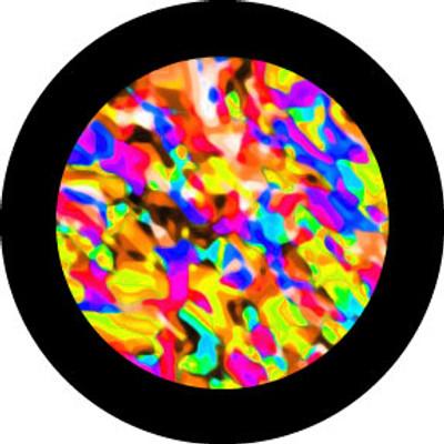 Multicolor Mixit - Rosco Color Glass Gobo #86764