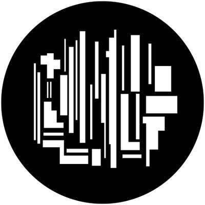 Abstract City - Apollo Gobo #2096