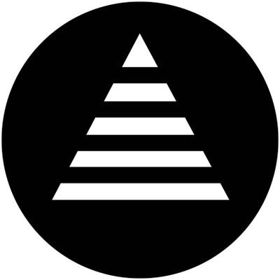 Striped Triangle - Apollo Gobo #2380