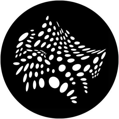 Abstract Dots - Apollo Gobo #2587
