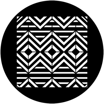 Tribal Geometric Graphic