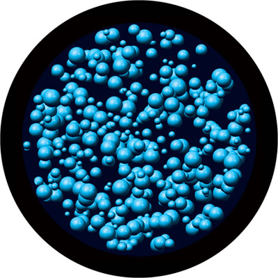 Bubbles 2 - Apollo Glass Gobo #C2-0047