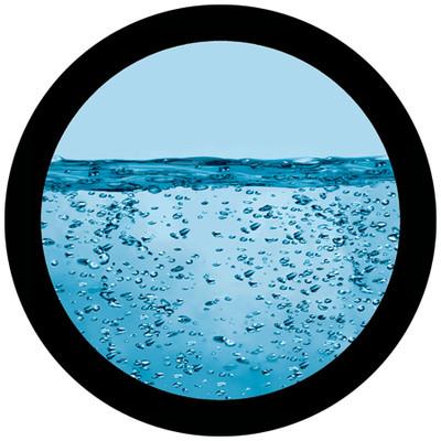 Underwater Drops - Apollo Glass Gobo #C2-0083
