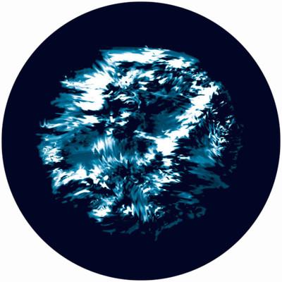 Storm - Apollo Glass Gobo #C2-0150