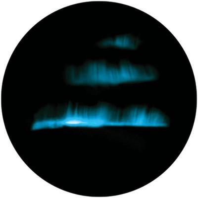 Aurora Borealis - Apollo Glass Gobo #C2-0159