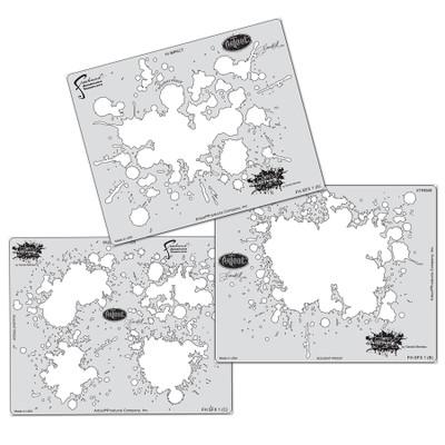 Artool Splatter FX Freehand Airbrush Templates