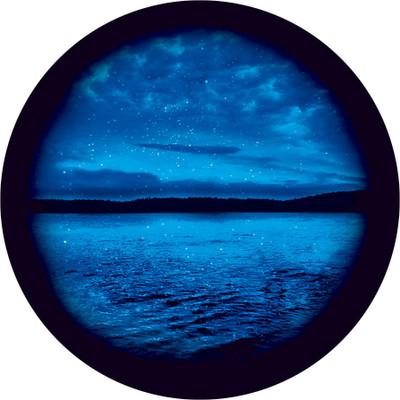 Cloudy Night - Apollo Glass Gobo #CS-0046