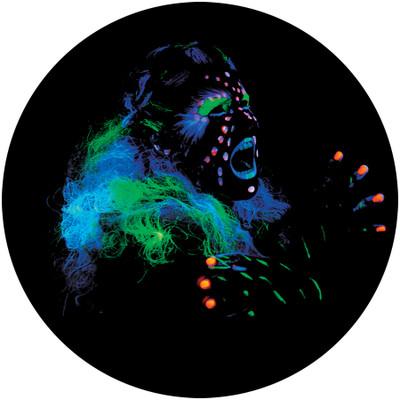 Tribal UV - Apollo Glass Gobo #CS-3444