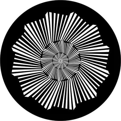 Motion 2 - Apollo Glass Gobo #SR-0050