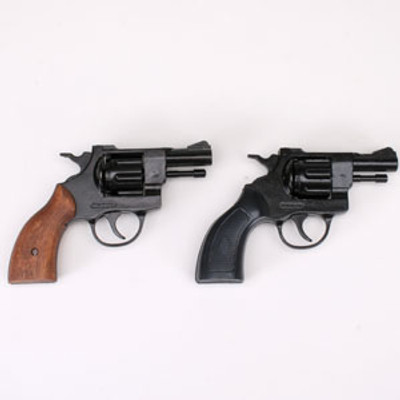 Detective Snub .22 Blank Firing Revolver