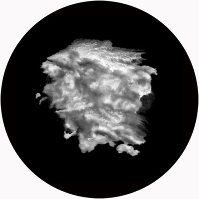 Cloud Mass - Apollo Glass Gobo #SR-1145