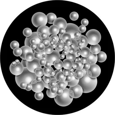 Mass Of Pearls - Apollo Glass Gobo #SR-2135