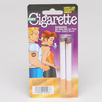 Cigarettes, Puff