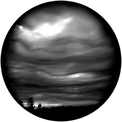 Storms Brewing - Apollo Glass Gobo #SR-6126
