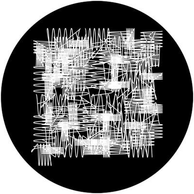 Thread Count - Apollo Glass Gobo #SR-6127