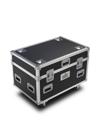 6-Fixture Roadcase for R1 Wash