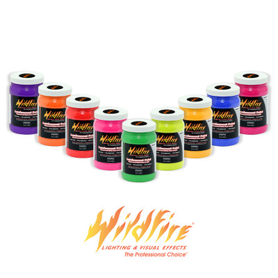 Wildfire UV Visible Colors