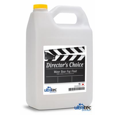 Ultratec Director's Choice Regular Fog Fluid-4 Litre