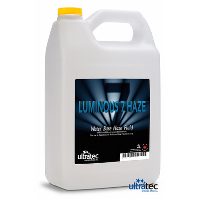 Ultratec Luminous 7 Haze Fluid-2 Litre