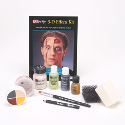 Ben Nye Deluxe 3-D Special effects kit