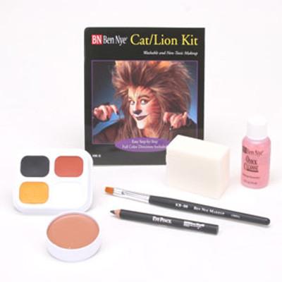 Ben Nye Cat/Lion Kit