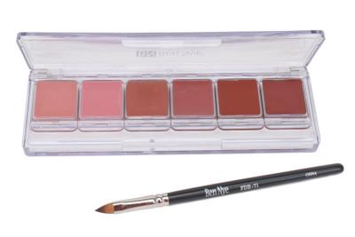 Ben Nye Lip Palette - Natural Colors