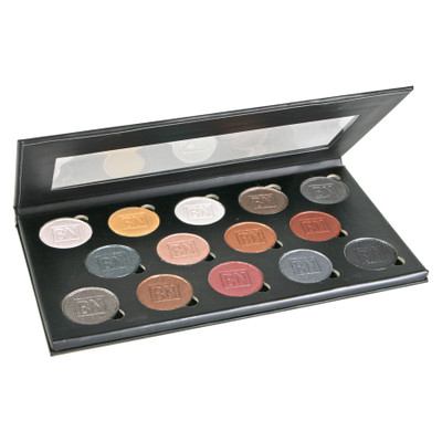 Ben Nye Pearl Sheen Palette - Neutral Colors