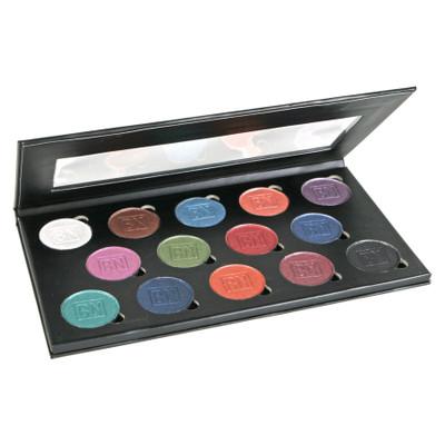 Ben Nye Pearl Sheen Palette Dynamic Colors