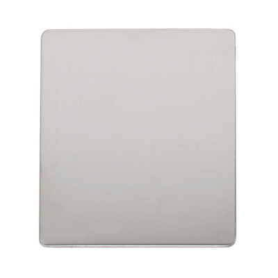 """Ben Nye Stainless Steel Mixing Palette 3"""" x 5"""""""