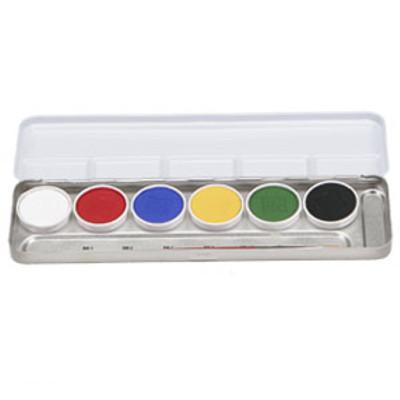 Ben Nye MagiCake Palette 6 Colors