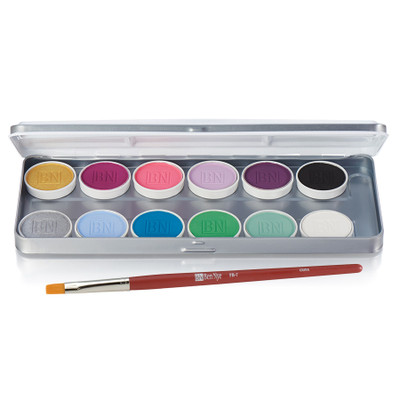 Ben Nye MagiCake Aqua Paints Fantasy Palette